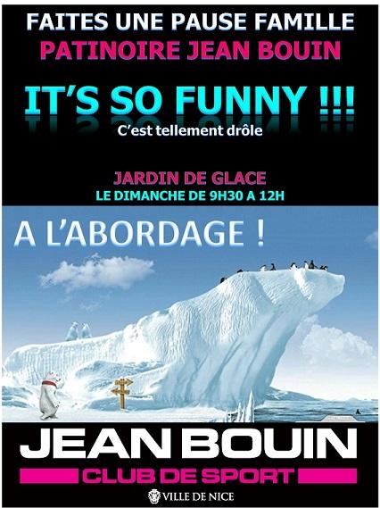 Jardin de glace la patinoire jean bouin nice r cr anice for Club piscine flyer