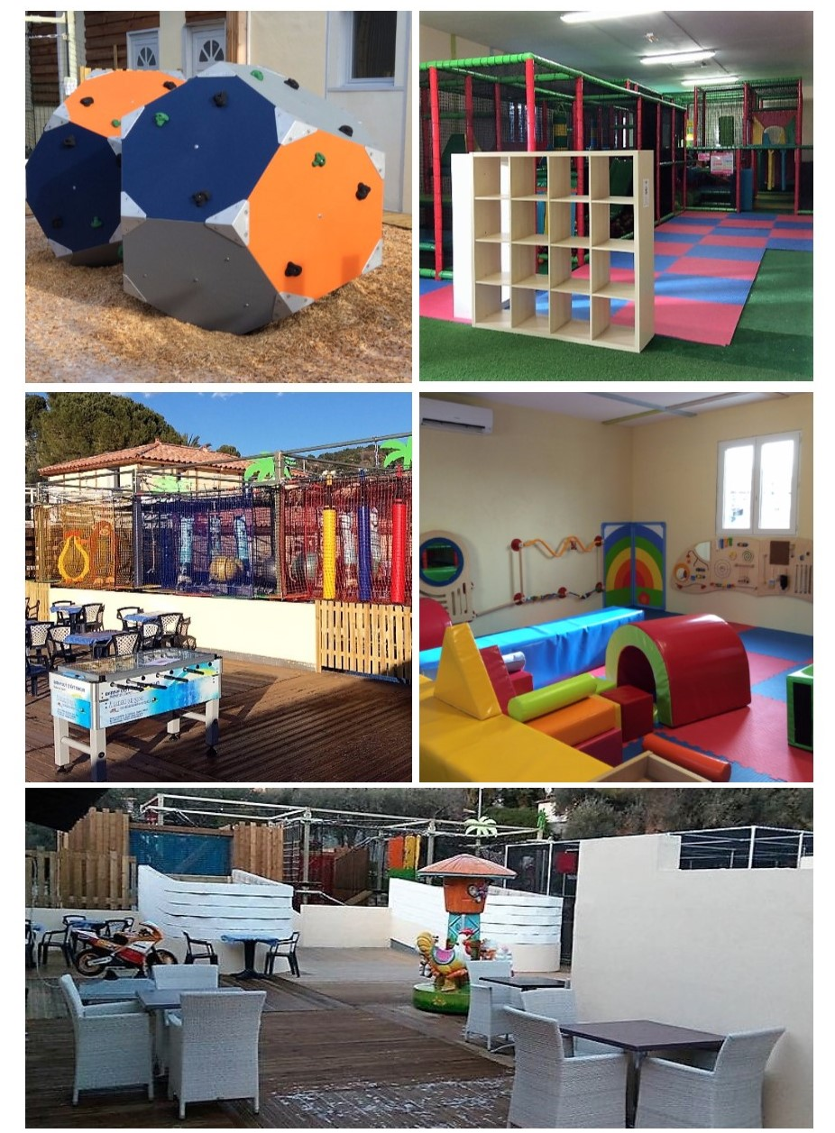 princiland mougins parc de jeux pour enfants en int rieur et ext rieur r cr anice. Black Bedroom Furniture Sets. Home Design Ideas