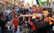 Les carnavals de quartiers nice du 18 f vrier au 04 mars for Jardin wilson nice