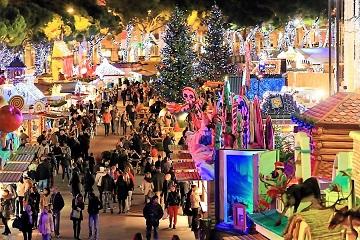 noel 2018 monaco Village de Noël à Monaco du 06 décembre 2017 au 07 janvier 2018  noel 2018 monaco