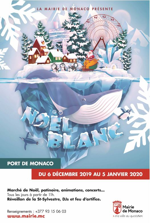 noel-monaco-programme-horaires-spectacles-animations