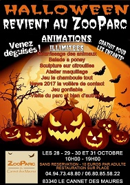 animations-halloween-var-zooparc-cannet-maures