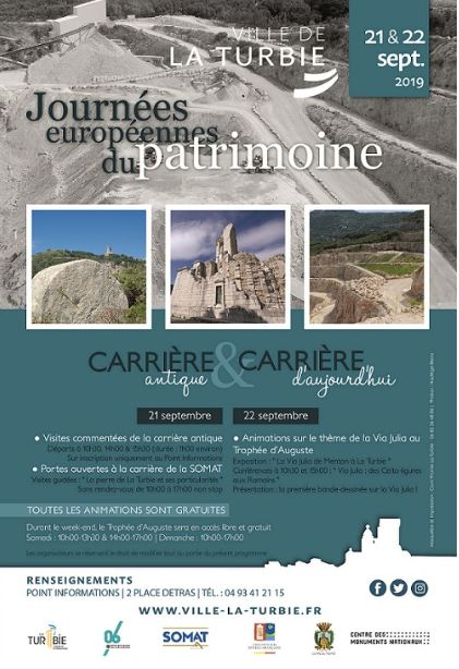 programme-journees-patrimoine-turbie-alpes-maritimes