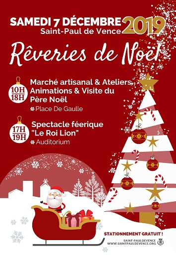 noel-st-paul-vence-programme-animations