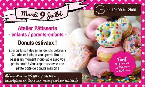Ateliers Pâtisserie Pour Enfants Et Adultes à Nice Chez Jacobs