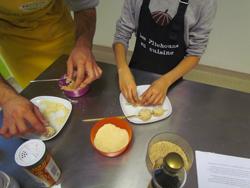 Ateliers cuisine bio pour enfants et ados nice vacances de f vrier 2016 r cr anice - Stage de cuisine pour ado ...
