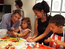 termine ]cours de cuisine et pâtisserie asiatique pour les enfants