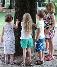 Visite jeu et ateliers enfants la villa arson nice du for Jardin villa arson nice