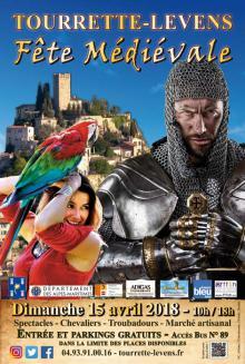 affiche-fete-medievale-tourrette-levens-2015