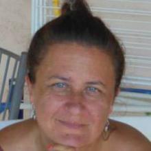 Portrait de Coryne Gaglio