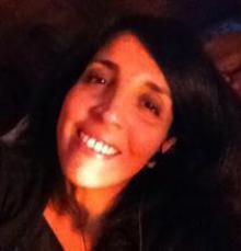 Portrait de Myriam
