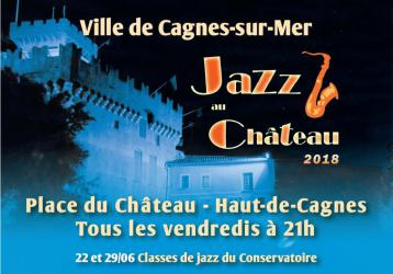 sortie-vacances-cagnes-jazz-chateau-programme