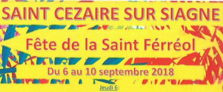 fete-saint-ferreol-saint-cezaire-siagne