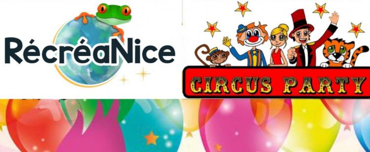 soiree-vip-circus-party-mougins-enfants-famille