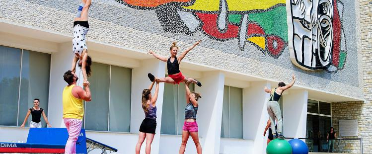 circus-party-musee-fernand-leger-biot