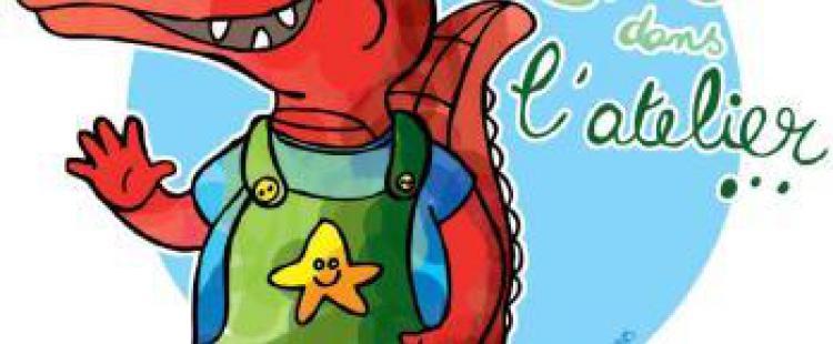 activites-enfant-antibes-croco-atelier-ateliers