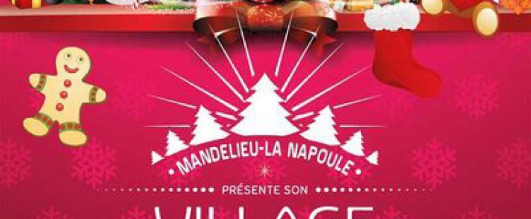 village-noel-mandelieu-napoule-animations-enfants