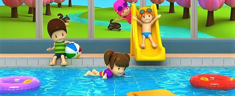 Jeux et animations aquatiques d 39 t nautipolis du 07 for Piscine nautipolis