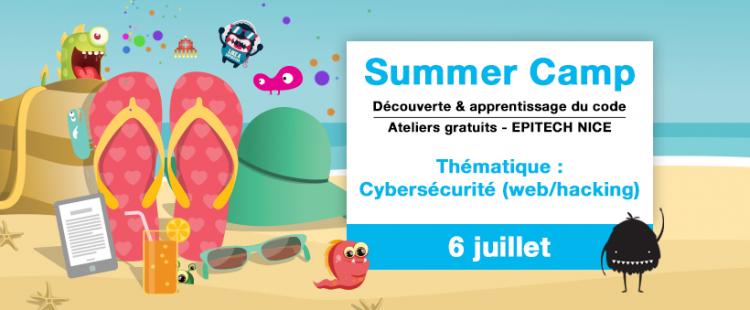 Summer Camp - Coding Club - Epitech Nice