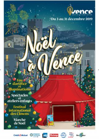 noel-vence-programme-animations-spectacles-famille