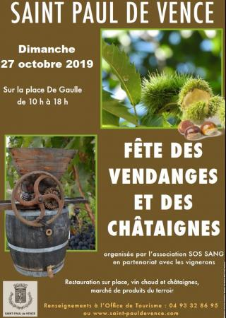 fete-chataigne-vendanges-saint-paul-vence-sortie
