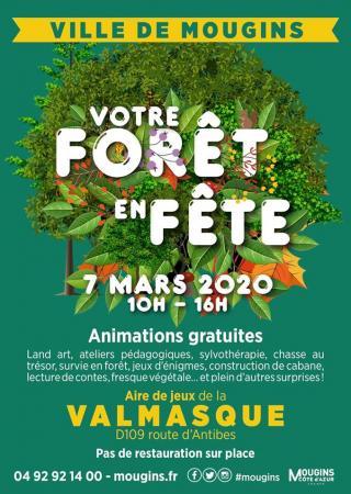 foret-en-fete-valmasque-mougins-programme