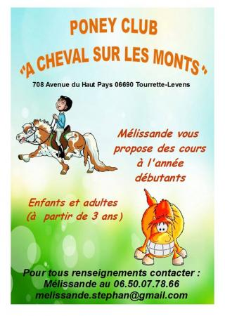 cheval-monts-tourrette-levens-poney-club
