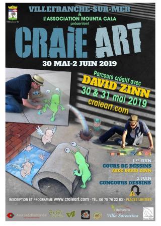 craie-art-festival-david-zinn-villefranche-sur-mer
