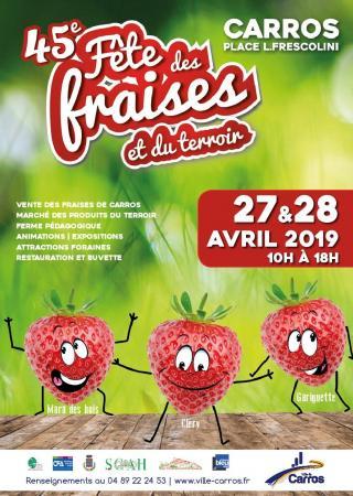 fete-fraises-terroir-carros-2019-programme
