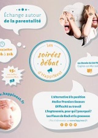soiree-debat-happinest-parents-parentalite-cagnes