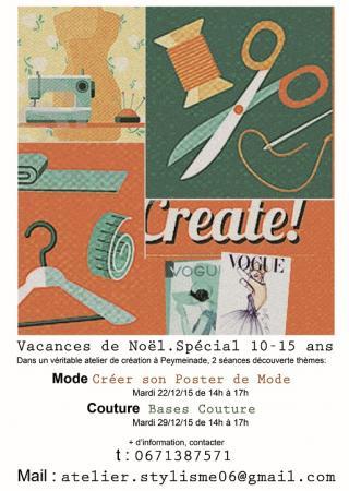 activite-ados-adolescent-nice-stylisme-mode-atelier
