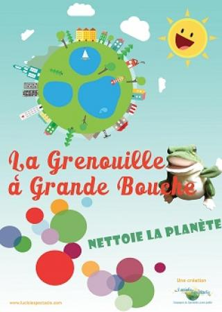 spectacle-marionnette-nice-grenouille-nettoie-planete
