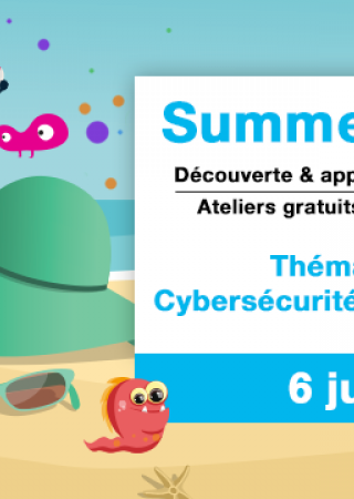 Summer Camp - Coding Club - Epitech Nice