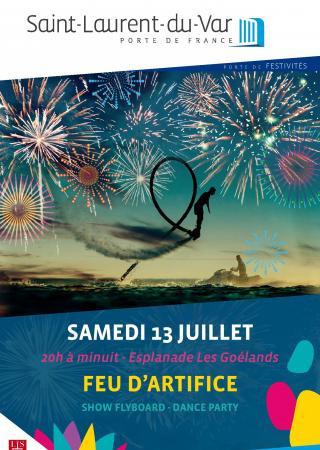 13-juillet-saint-laurent-var-feu-artifice