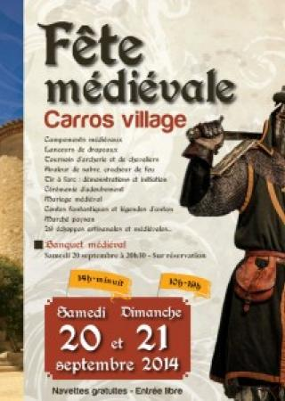 fete-medievale-carros-programme-animations