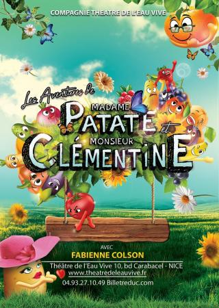 madame-patate-monsieur-clementine-theatre-nice