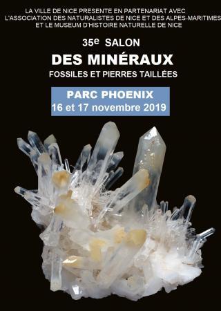 salon-mineraux-fossiles-parc-phoenix-nice