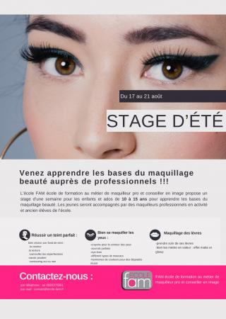 stage-vacances-maquillage-enfants-ados-nice