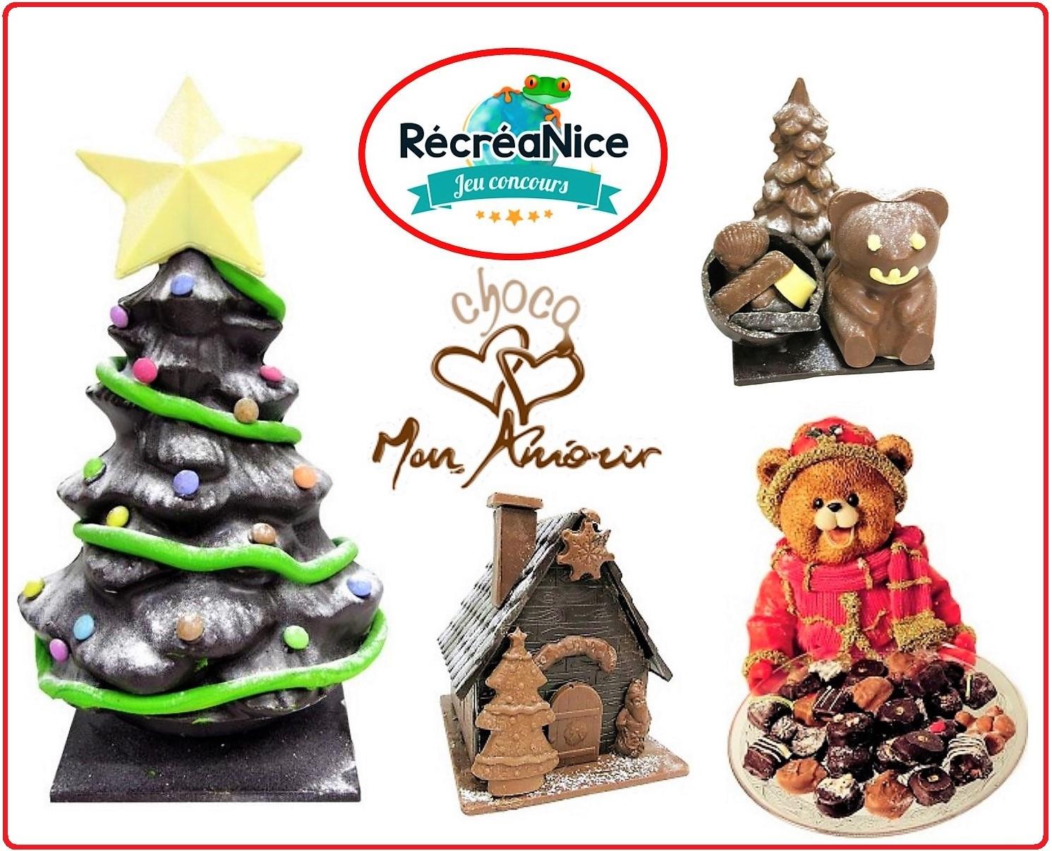 jeu concours chocolats de no l avec choco mon amour les gagnants r cr anice. Black Bedroom Furniture Sets. Home Design Ideas