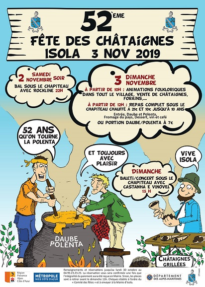 fete-chataignes-isola-programme-horaires-animations
