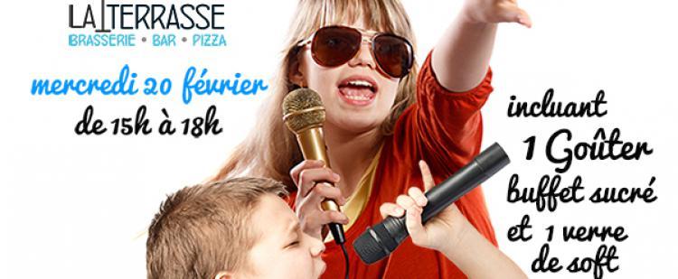 karaoke-kids-gouter-terrasse-cagnes-sur-mer
