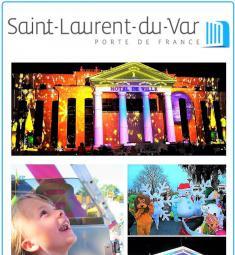 inauguration-noel-saint-laurent-var-mapping-video