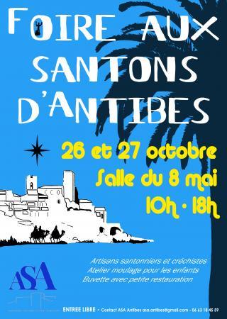 foire-santons-antibes-sortie-enfants-famille