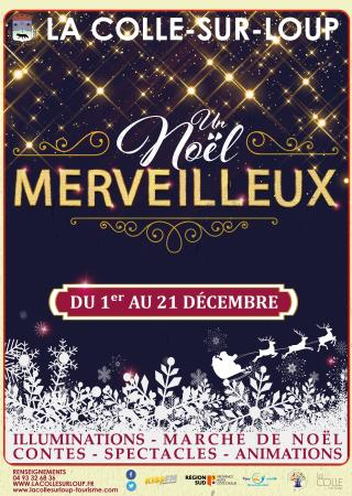 noel-colle-sur-loup-2019-animations-famille