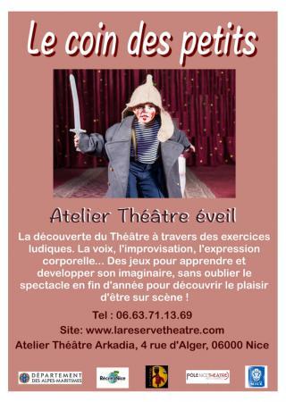 cours-theatre-enfants-nice-arkadia
