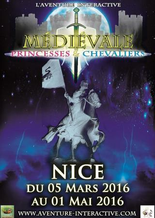 sortie-famille-nice-medievale-princesses-chevaliers