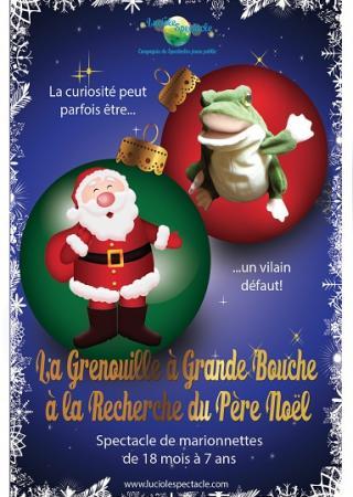 spectacle-noel-tout-petits-grenouille-marionnette
