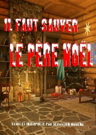 spectacle-sauver-pere-noel-enfants-nice