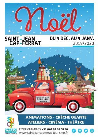 noel-saint-jean-cap-ferrat-programme-famille