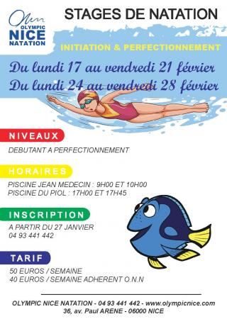 stages-vacances-olympic-nice-natation-enfants